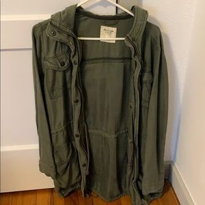 Abercrombie & Fitch Women's Utility Jacket Size S